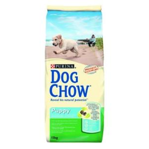Purina Dog Chow Puppy Chicken & Rice kutyatáp 14 kg