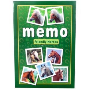 Dohány Barátságos lovak memóriajáték