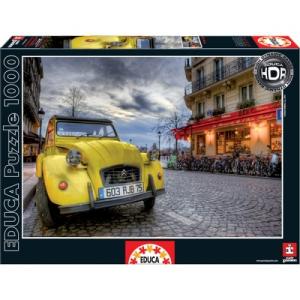 Educa Alkony Párizsban 1000 db-os HDR puzzle
