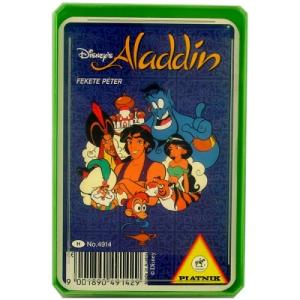 Piatnik Aladdin: Fekete Péter kártyajáték