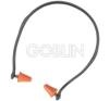 Earline® Earline pántos, kúp alakú, forgatható végû dugókkal,18 g, áll alatt is viselhetõ (SNR 21dB) füldugó