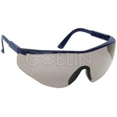 Lux Optical® Sablux védõszemüveg, sötétített látómezõ, oldalvédõs, karcmentes lencse, állítható...