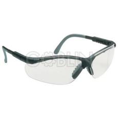 Lux Optical® Miralux védõszemüveg, kisebb, M-es méretû, víztiszta, karcmentes