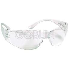 Lux Optical® Pokelux védõszemüveg, kisebb, M-es méretû, víztiszta, páramentes