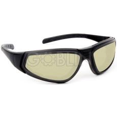 Lux Optical® Flylux védõszemüveg, 2/1 cserélhetõ pántos/száras szett, karcmentes in-out lencse,...