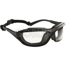 Lux Optical® Madlux védõszemüveg, 2/1 mobil belsõ szivacsbélés és szárösszekötõ gumipántok,...