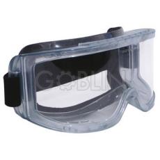 Lux Optical® Hublux védõszemüveg, gumipántos, kényelmes, szivacsbetétes felfekvés