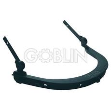 Earline® Látómezõtartó sisakpánt arcvédõkhöz, felhajtható