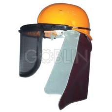 Earline® Sisakra szerelhetõ nyak- és tarkóvédõ bõrbõl