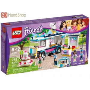 LEGO Friends Heartlake Hírközvetítő autó 41056