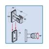MWSCREEN MW Screen fali tartó Easy Fixx Prémium vásznakhoz