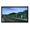 MWSCREEN MW Frame Standard 310x179 cm-es vetítővászon