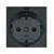 Nincs Asztali kábelrendező 230V aljzat