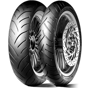 Dunlop ScootSmart ( 130/80-16 TL 64P hátsó kerék, M/C BSW )
