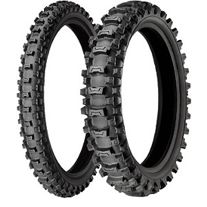 MICHELIN Starcross JR MS3 F ( 60/100-14 TT 30M M/C BSW )