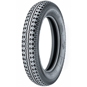 MICHELIN Double Rivet ( 6.00/6.50 -18 Weißwand mit Michelin Karkasse WW 40mm )