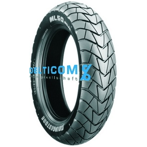 BRIDGESTONE ML50 ( 110/80-10 TL 58J )