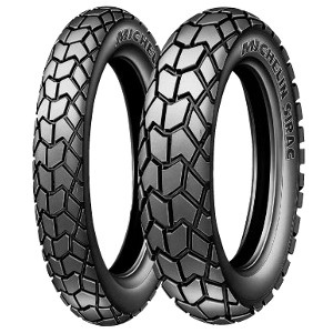 MICHELIN Sirac Rear ( 4.10-18 TT 60R M/C )