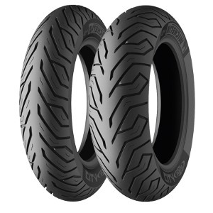 MICHELIN City Grip GT F ( 120/70-12 TL 51P M/C )