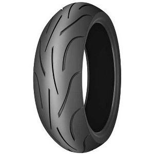 MICHELIN PILOT POWER 2CT Rear ( 180/55 ZR17 TL (73W) M/C )