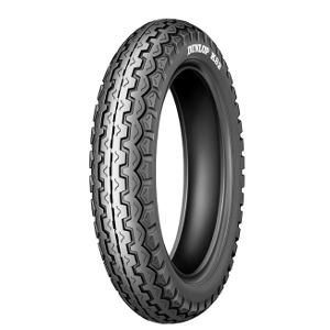 Dunlop K 82 ( 3.50-18 TT 56S M/C, Első kerék/ hátsó kerék )