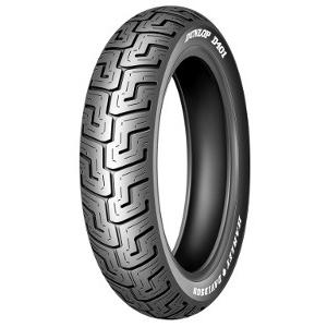 Dunlop D401 Elite S/T H/D ( 150/80B16 TL 71H hátsó kerék, M/C, fehérfalú, white wall gumi SW )