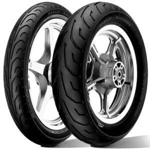 Dunlop GT 502 H/D ( 130/90B16 TL 67V M/C , hátsó kerék )