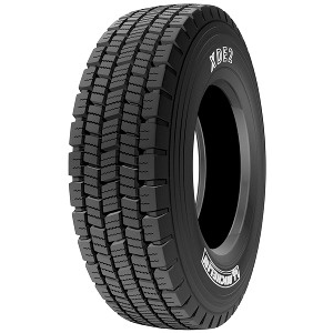 MICHELIN XDE 2 ( 205/75 R17.5 124/122M )