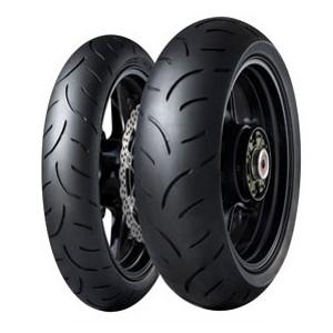Dunlop Sportmax Qualifier II ( 120/65 ZR17 TL (56W) Első kerék, M/C BSW )