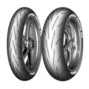 Dunlop Sportmax Qualifier RP ( 120/70 ZR18 TL (59W) M/C, Első kerék )