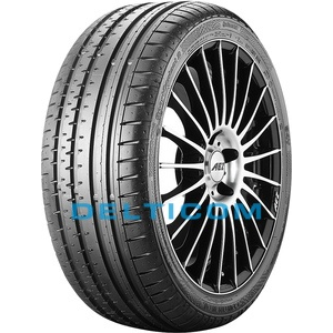 Continental SportContact 2 ( 205/50 R17 89V peremmel, N2 BSW )