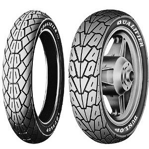 Dunlop F20 ( 110/90-18 TL 61V M/C, Első kerék WLT )