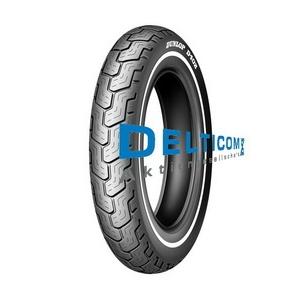 Dunlop D402 H/D SW ( MT90B16 TL 74H fehérfalú, white wall gumi, single white wall, M/C, hátsó kerék )
