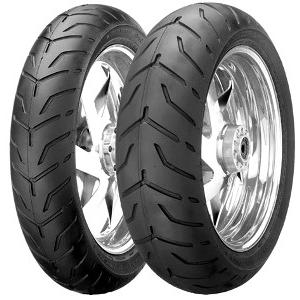Dunlop D407 H/D ( 170/60 R17 TL 78H M/C, hátsó kerék )