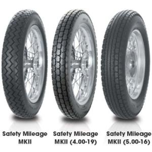 Avon AM7 Safety Mileage MK II ( 5.00-16 TT 69S hátsó kerék )