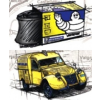 Michelin Collection Tubes CH 17/18 H RET ( 6.00x18 -18 )
