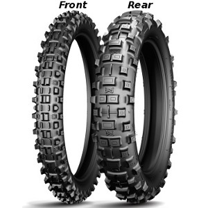 MICHELIN Enduro Competition VI Rear ( 140/80-18 TT 70R M/C )