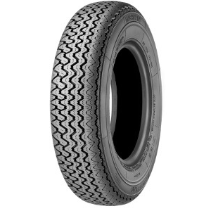 MICHELIN XAS ( 165 13 82H Weißwand mit Michelin Karkasse WW 40mm )