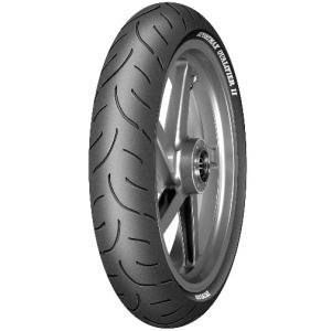 Dunlop Sportmax Qualifier II F ( 130/70 ZR16 TL (61W) Első kerék, M/C )