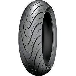 MICHELIN PILOT ROAD 3 A REAR ( 180/55 ZR17 TL (73W) M/C )
