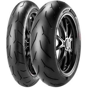 PIRELLI Diablo Rosso Corsa ( 180/55 ZR17 TL (73W) M/C )