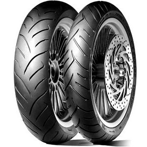 Dunlop ScootSmart ( 100/80-10 TL 53L Első kerék, hátsó kerék, M/C BSW )