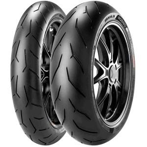 PIRELLI Diablo Rosso Corsa ( 180/60 ZR17 TL (75W) M/C )