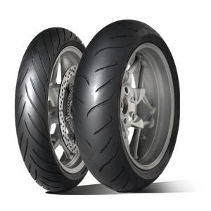 Dunlop Sportmax Roadsmart II ( 180/55 ZR17 TL (73W) M/C , hátsó kerék BSW )