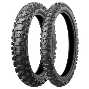 BRIDGESTONE X 40 R Cross Hard ( 110/100-18 TT 64M M/C )