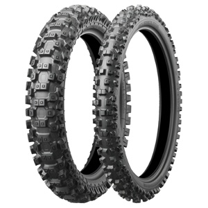 BRIDGESTONE X 30 F Cross Medium ( 80/100-21 TT 51M M/C )