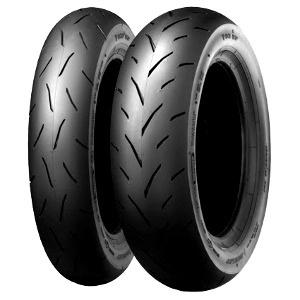 Dunlop TT 93 GP ( 3.50-10 TL 51J Első kerék, hátsó kerék, M/C )