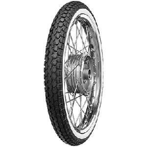 Continental KKS 10 WW ( 2.00-19 TT 24B M/C, fehérfalú, white wall gumi, alte Bez: 23x2.0 )