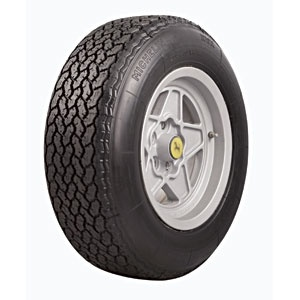 MICHELIN XWX ( 205 VR14 89W Weißwand mit Michelin Karkasse WW 40mm )