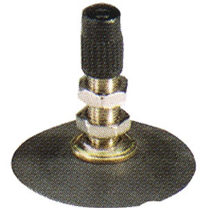 Kings Tire Schlauch gerades Metallventil (TR6) ( 24x8.00-11 TL )
